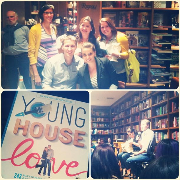 Hooray for Young House Love!