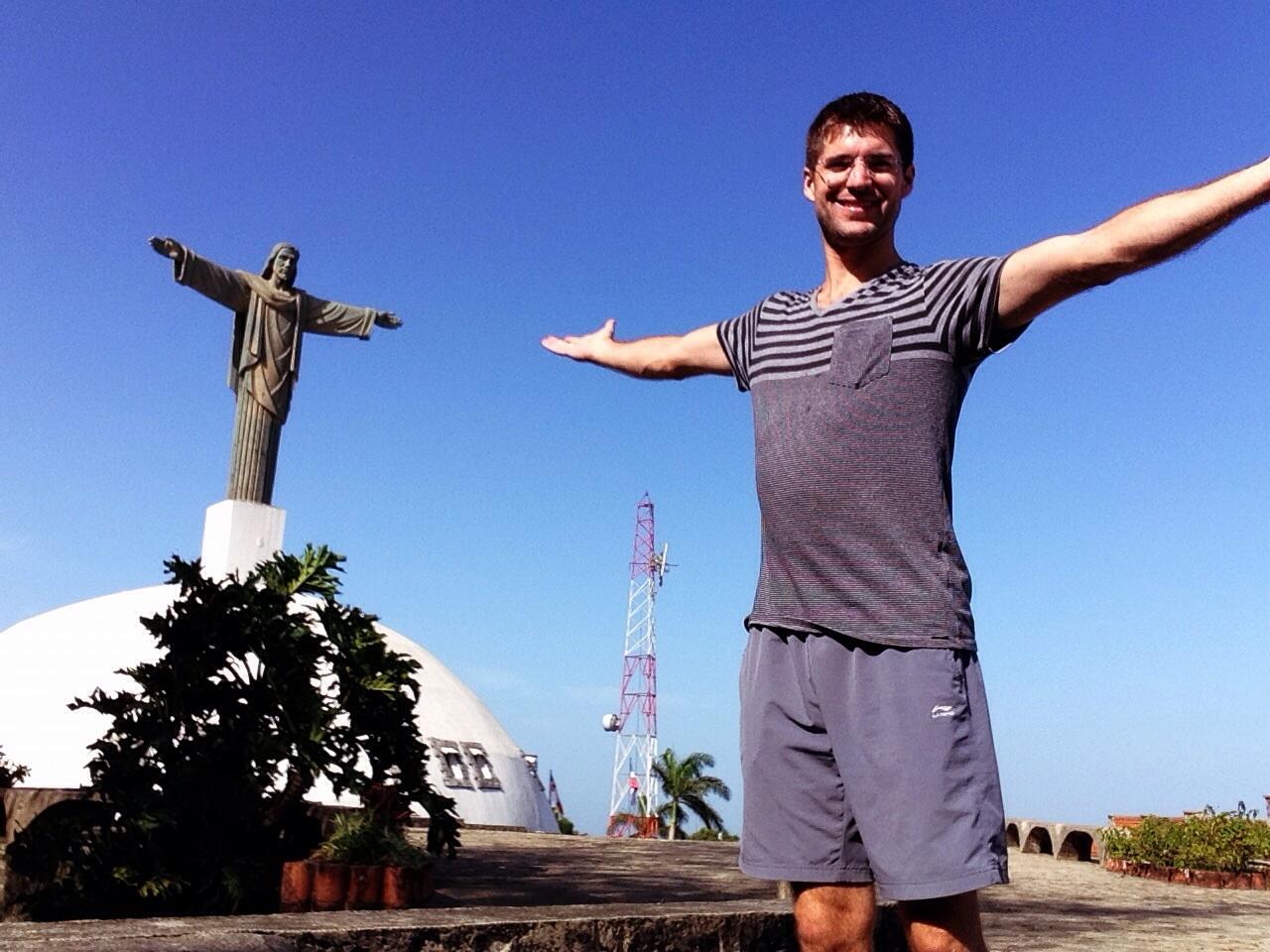 El Cristo Redentor, Puerto Plata, DR