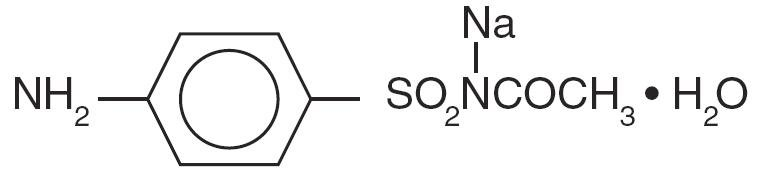 N'-[(4-aminophenyl) sulfonyl]-acetamide