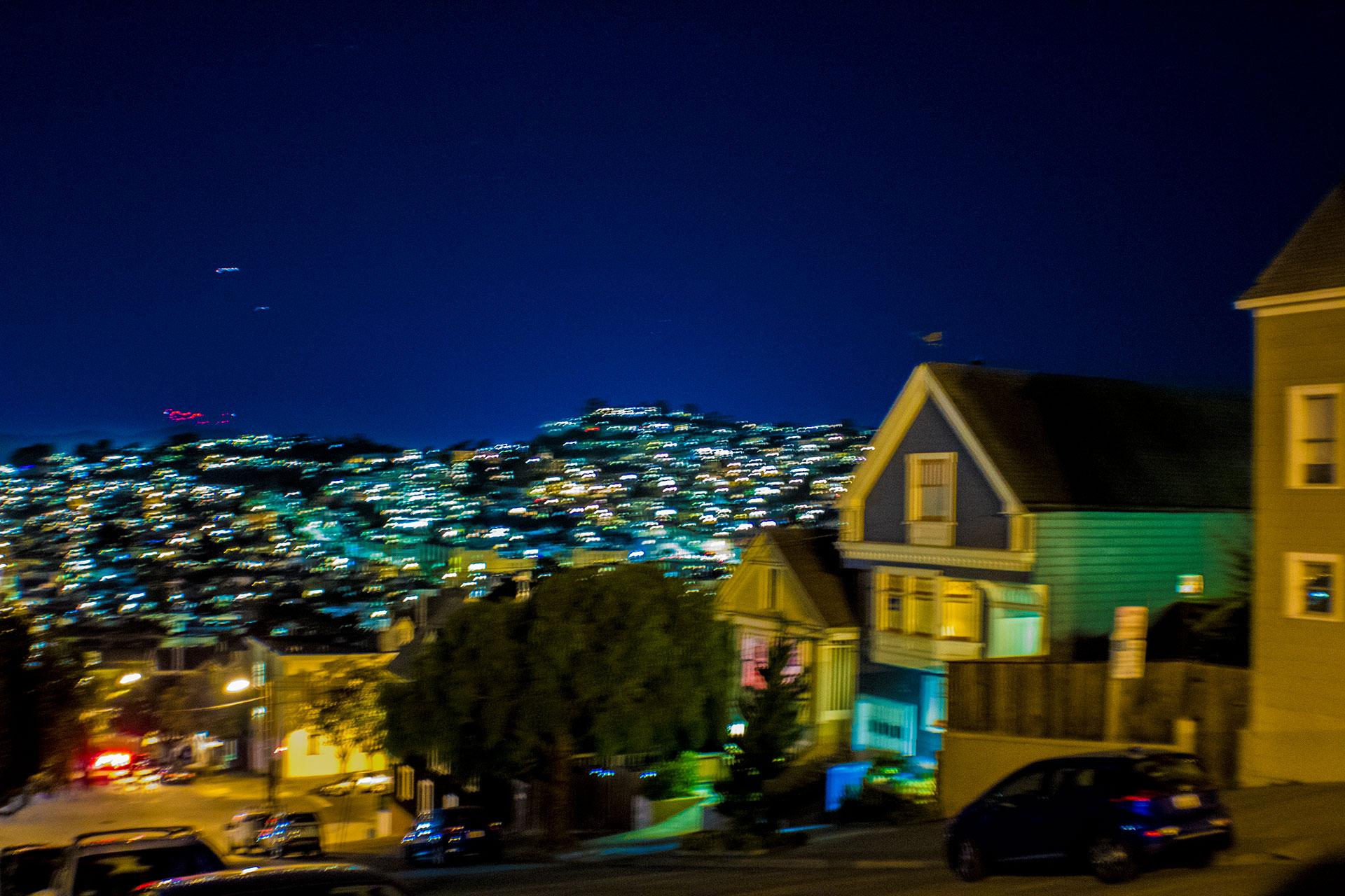 dark neighborhood