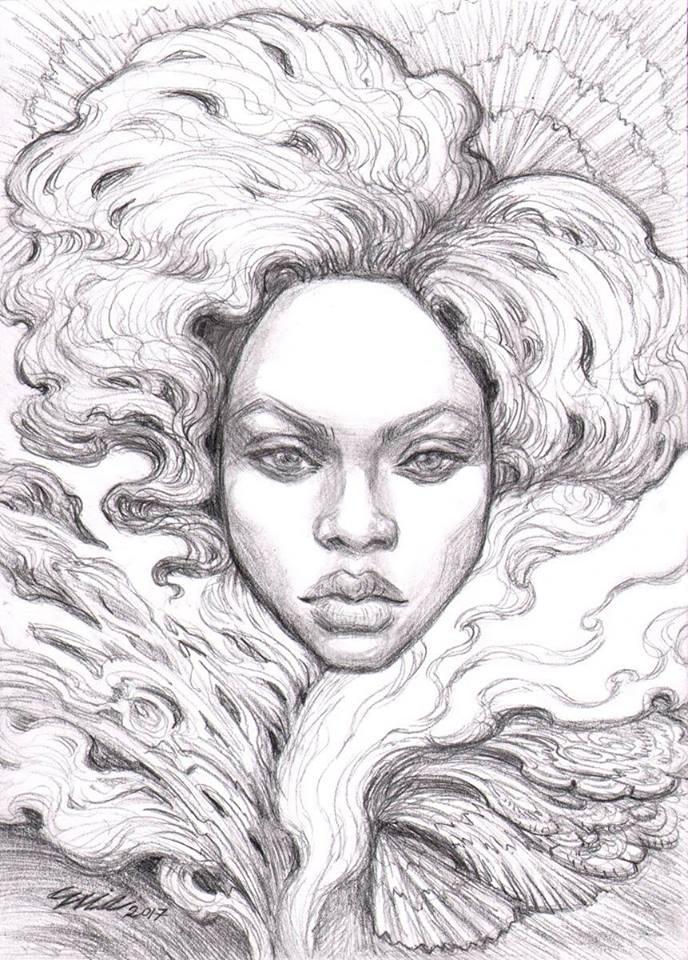'Elemental Goddess'