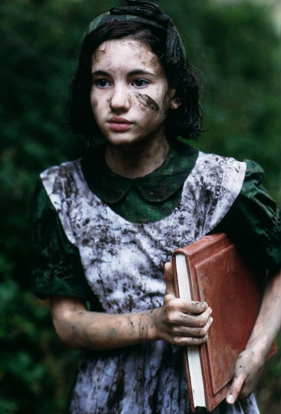 Ofelia, from  Pan's Labyrinth (2006).