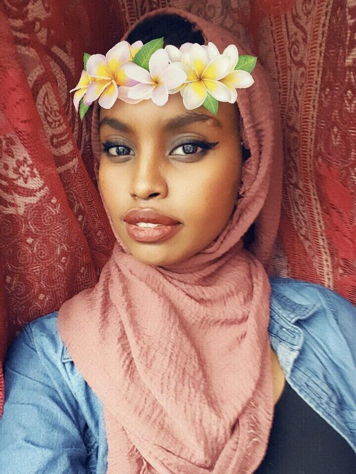 Muna Abdirahman.