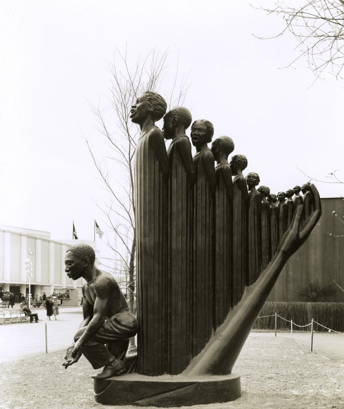 Lift Every Voice and Sing  (also known as  The Harp ), 1939.