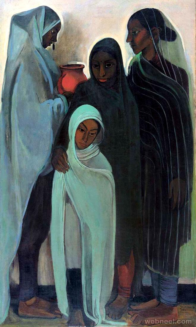 Hill Women,  1931.