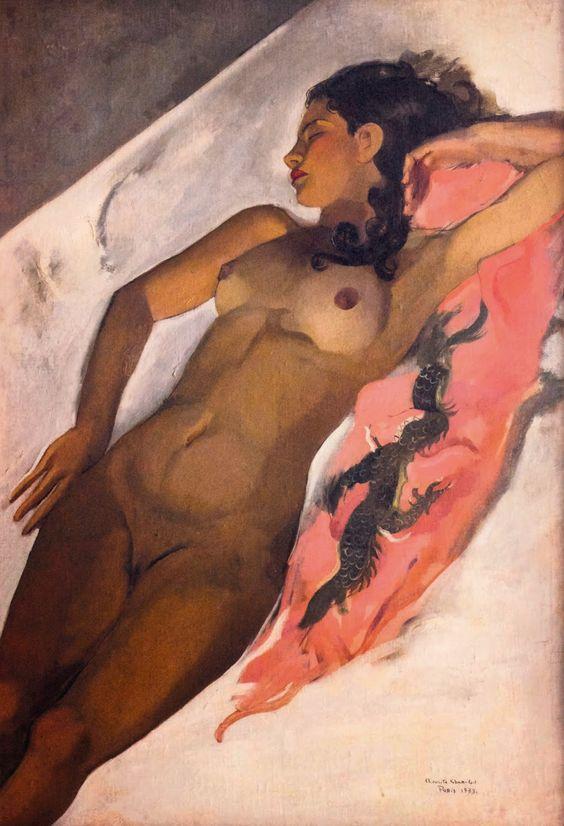 Nude,  1933.