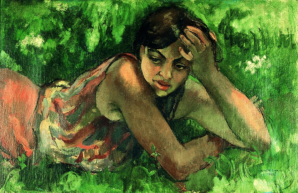 Hungarian Gypsy Girl , 1932.