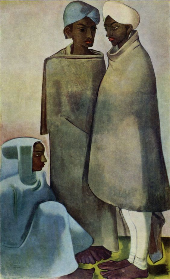 Hill Men,  1931.