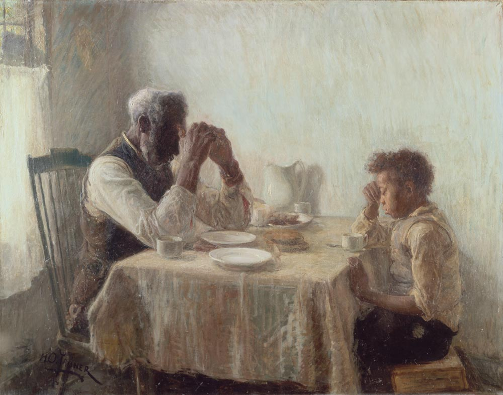 The Thankful Poor , 1894.