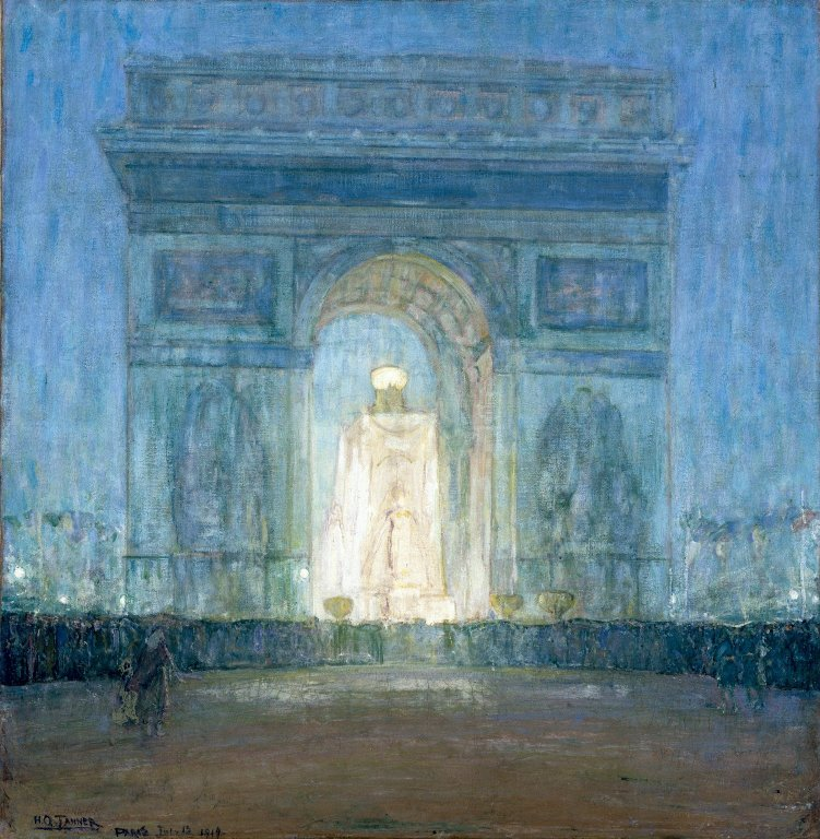 The Arch , 1919.