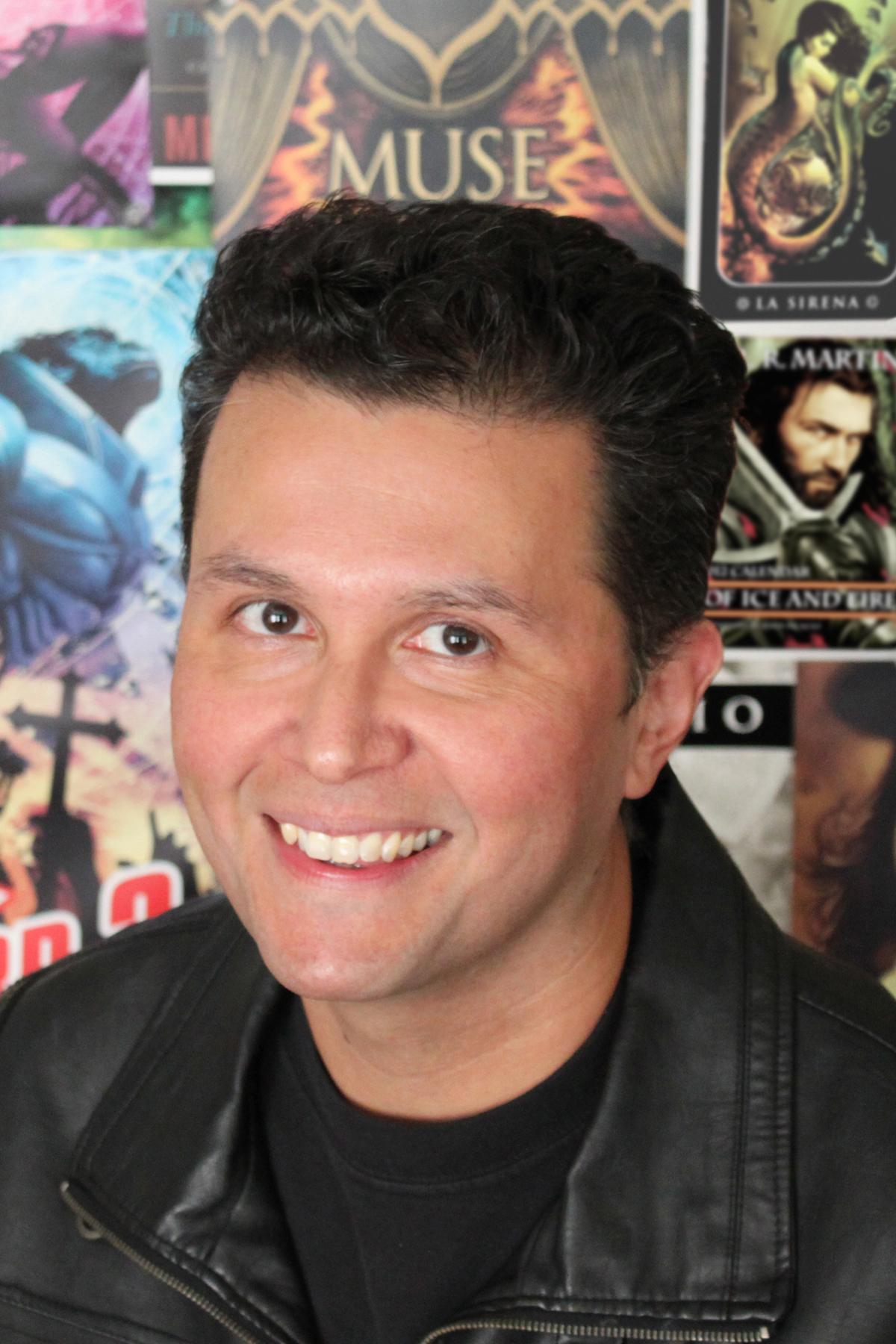 John Picacio.
