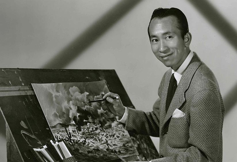 Tyrus Wong.