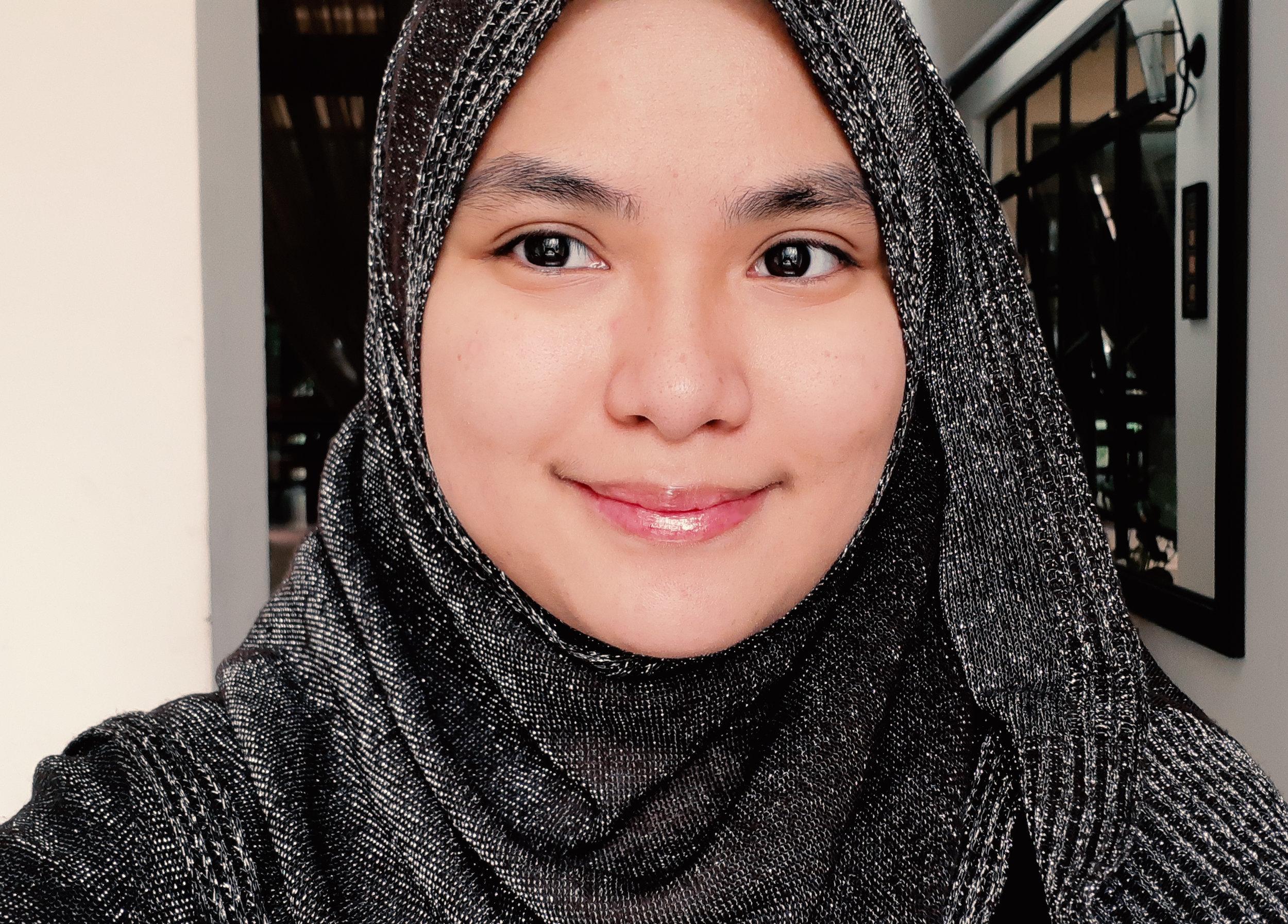 Qistina Khalidah.