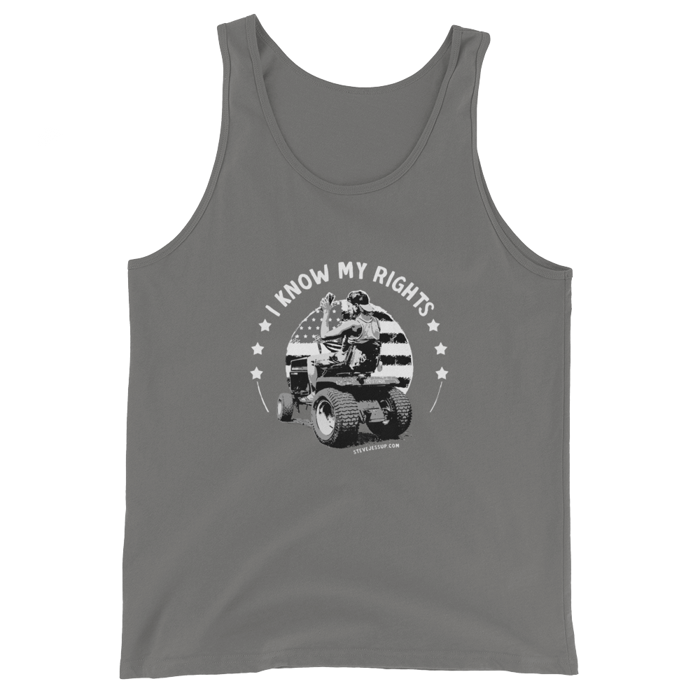 Tank Tops - Air out your pits! Click here to see all of the Steve Jessup tanks.