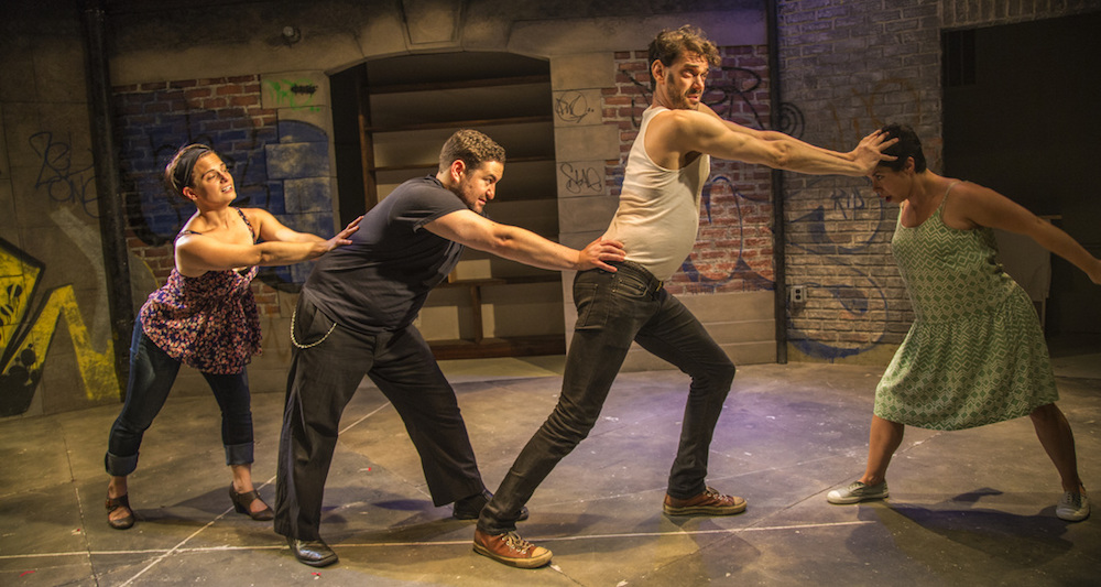 A Midsummer Night's Dream- The Apothetae at Queens Theater 2017