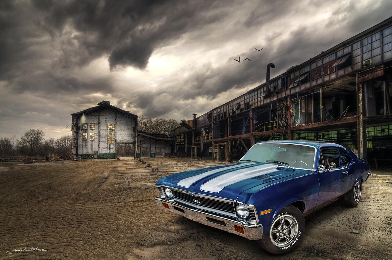 1971 nova - 2014Photoshop CC