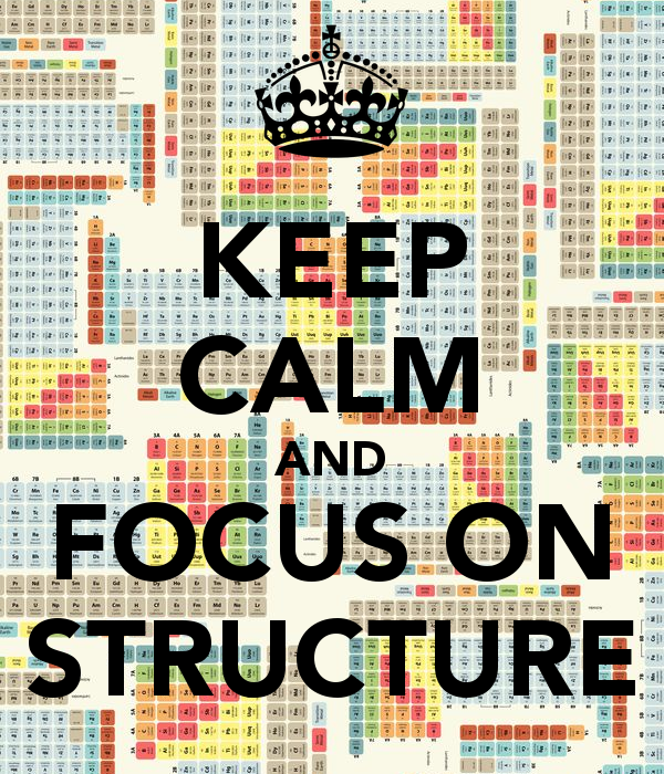 Focus on structure, especially if you write for a global audience.