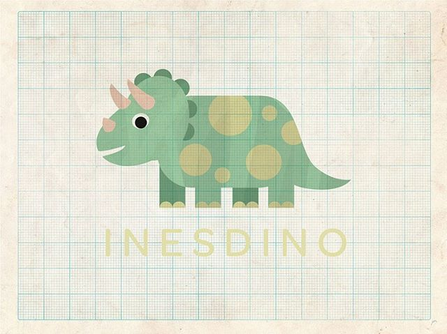 From early sketch to packaging and a new brand. Follow the recently launched @ines.dino ! The founders behind this up and coming company teamed up with us for the making of brand profile, logo and graphic designs for the collections.