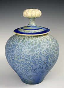 keiths matte lidded jar blue.jpg