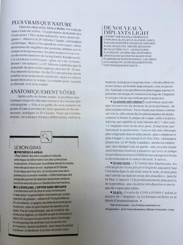 Madame Figaro - Septembre 2018