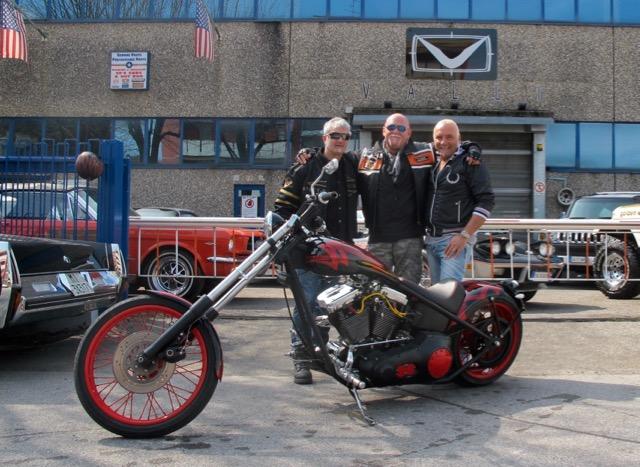 2001 Chopper Rev Tech 100 Consegna Danilo Rossi 03.jpg