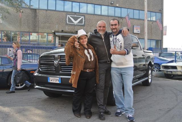 2014 Dodge Ram Sport Grantie Crystal 2014 10 25 Consegna Michelina  05.jpg