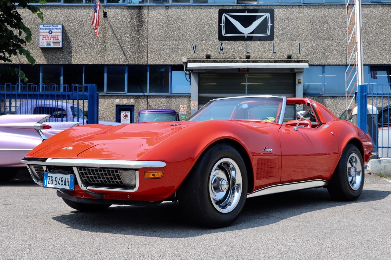 1970 corvette c3 for sale