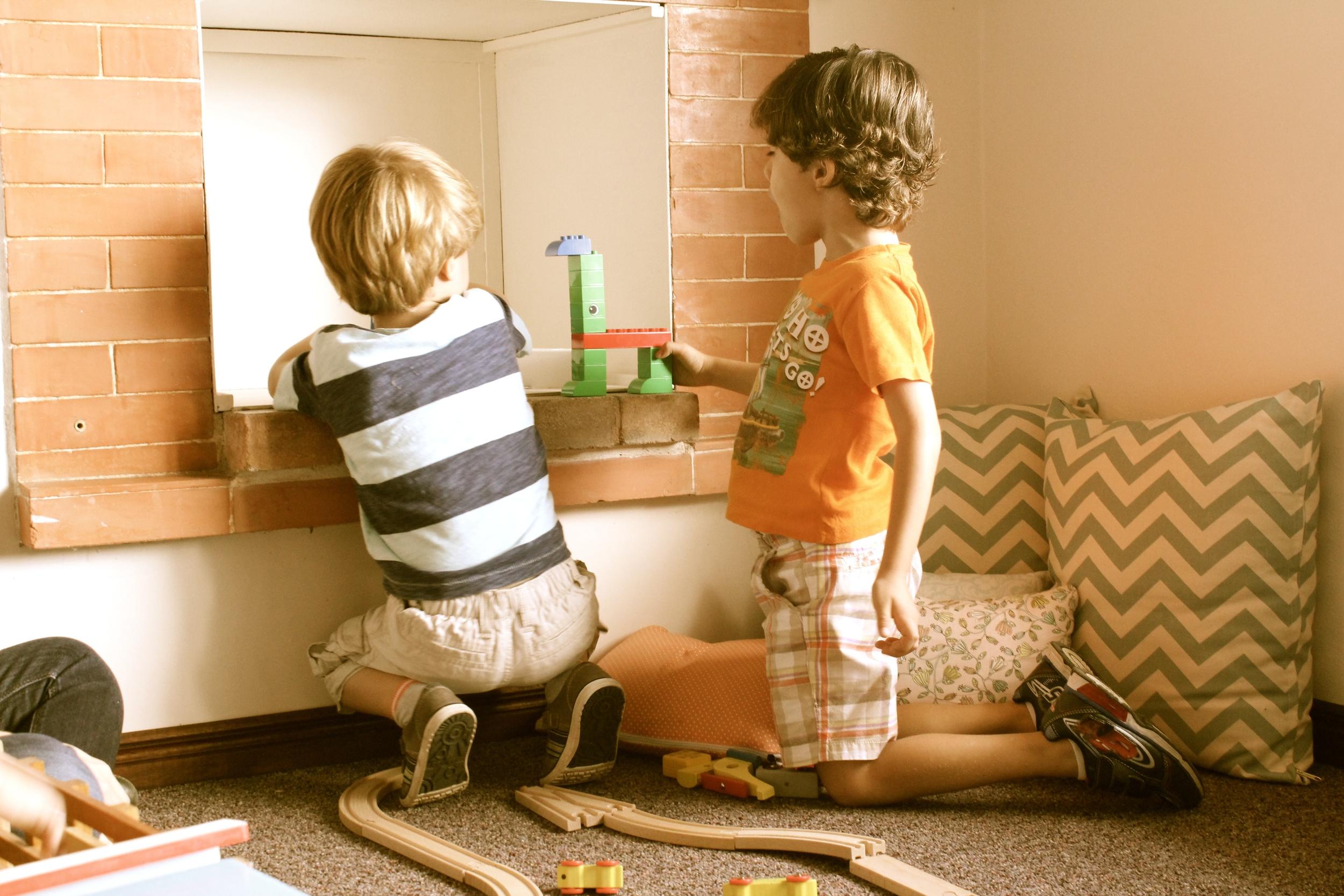 Antonio y Oliver, grupo Espiral