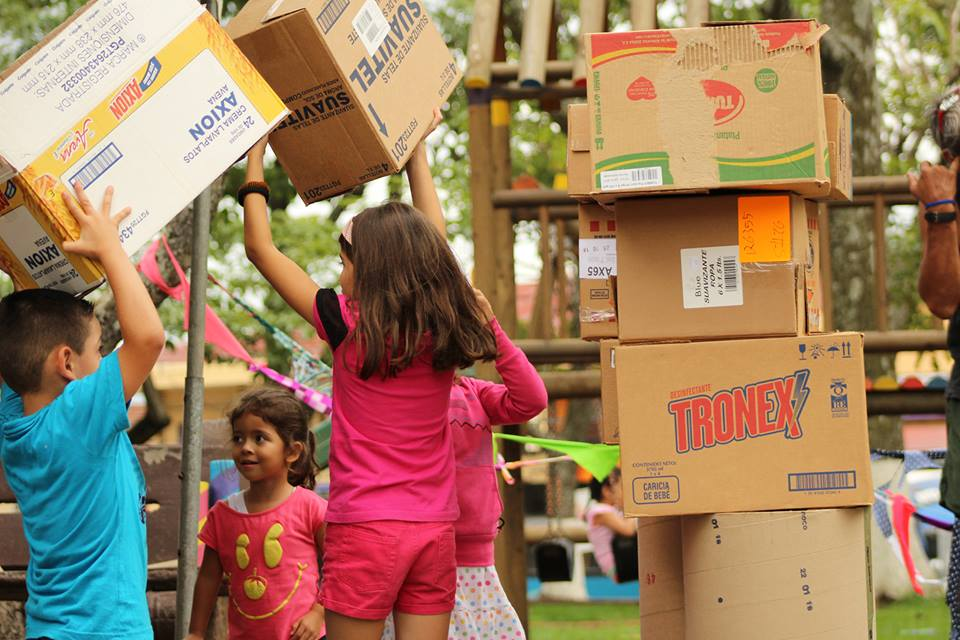 Pop-Up Playground Escazú, 2016.