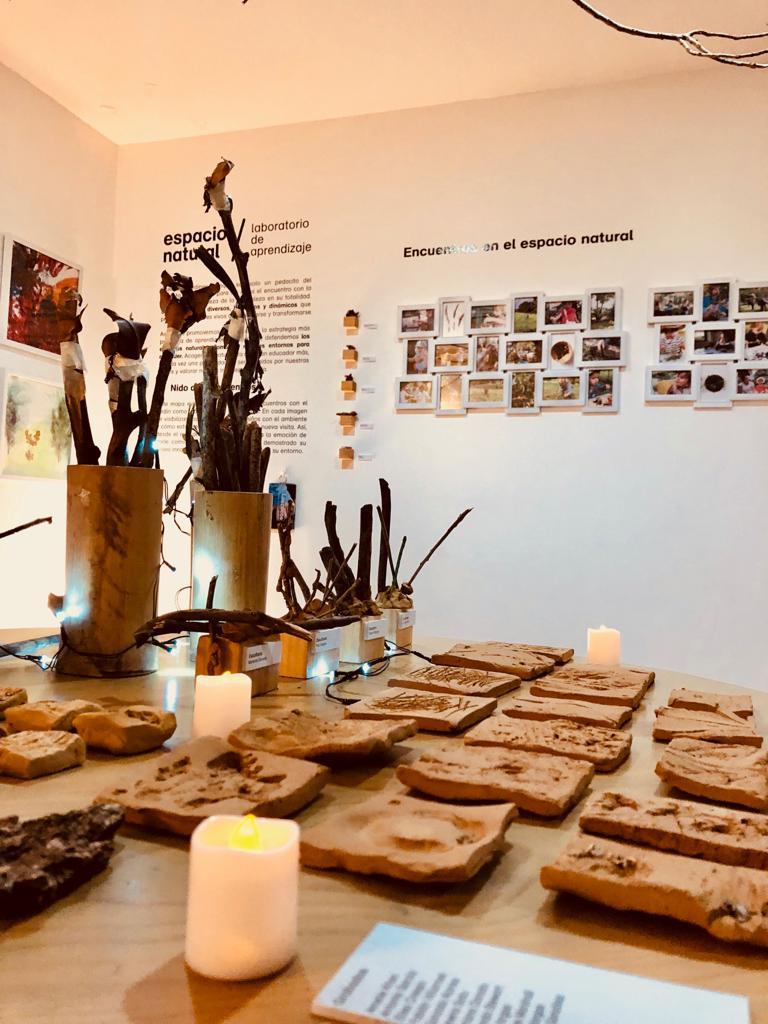 Exposición en Bellelli Santa Ana, 2018