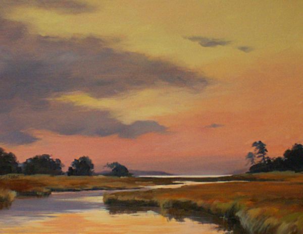 $900.00   14 x 18 Original Oil Painting