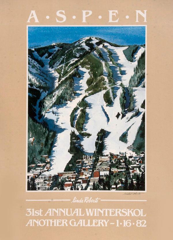$50.00   22 x 32 Watercolor Poster