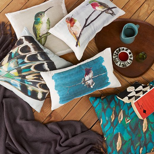 Pillows by West Elm