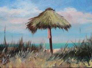 """Begotten Beach Towel"""