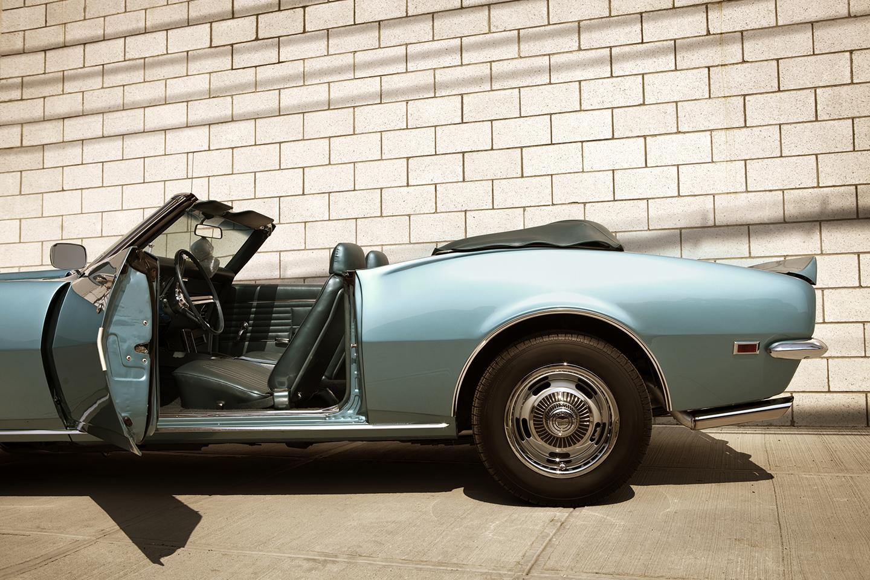 1968 Convertible Camaro