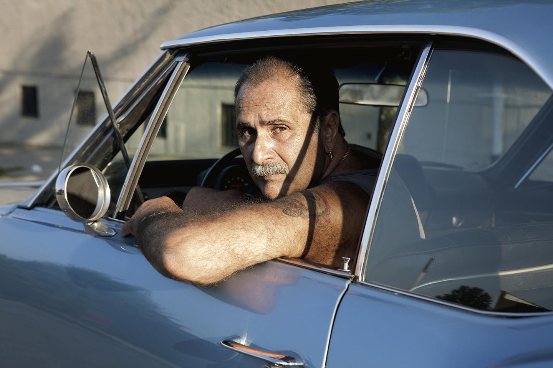 Mike, Vietnam Veteran, Drives a 1966 Oldsmobile