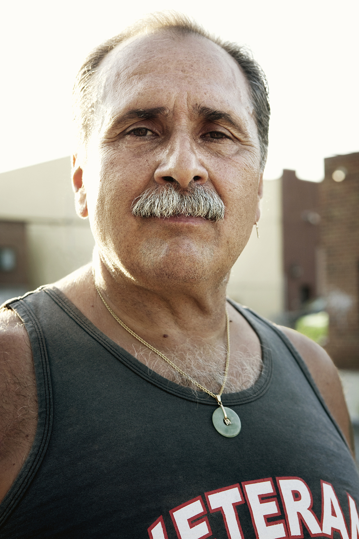 Mike, Vietnam Veteran, Owner of a 1966 Oldsmobile
