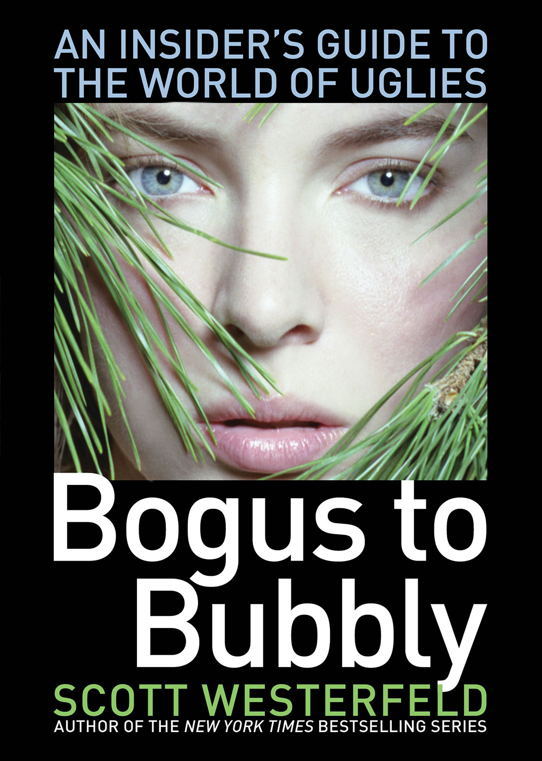 Bogus to Bubbly, Book Cover, Simon & Schuster Publishing
