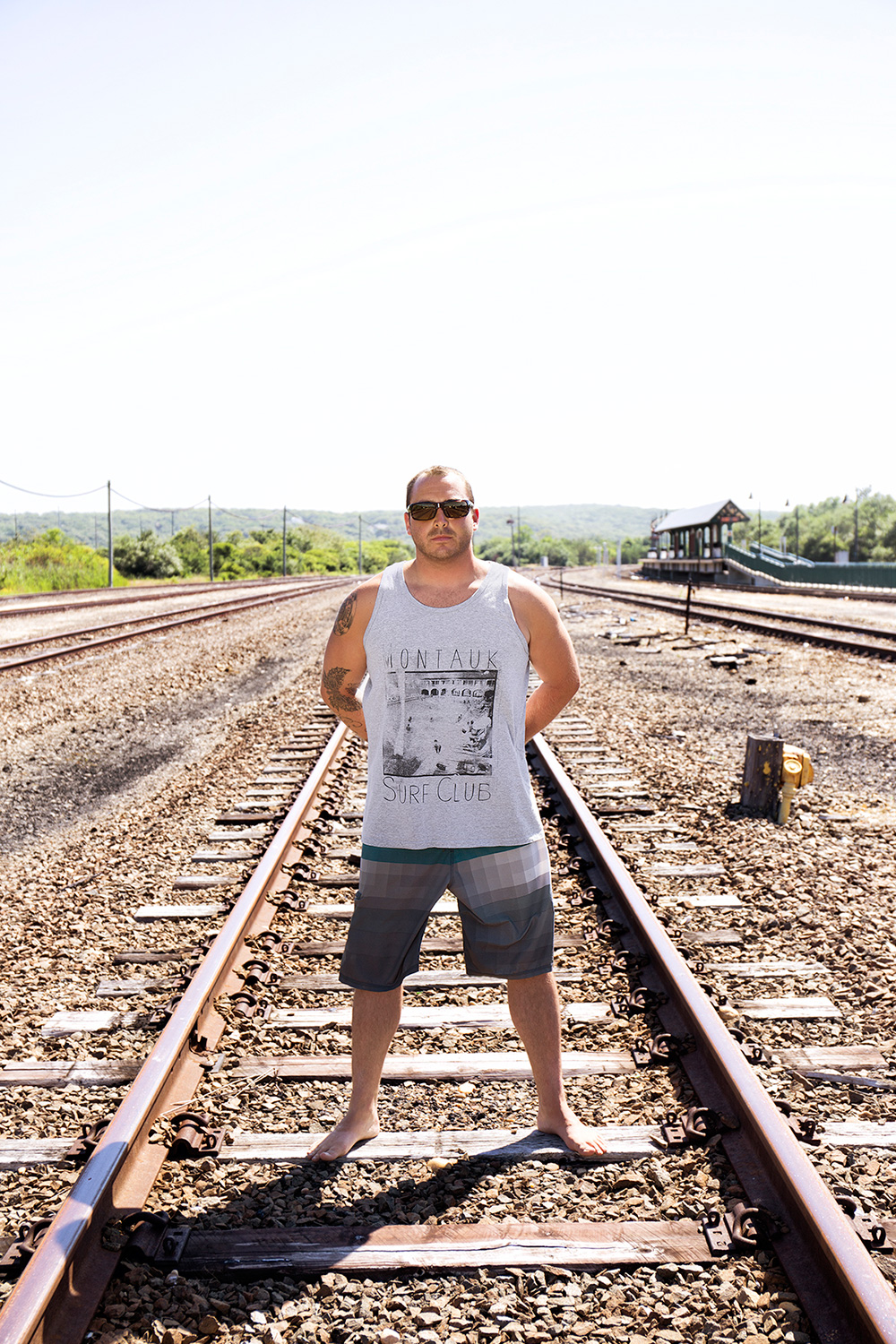James Katsipis, Photographer, Filmmaker, End Of The Line, Long Island Railroad