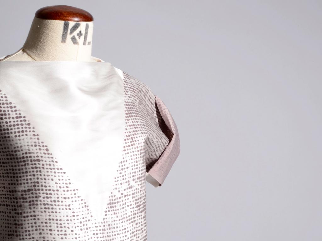Zero Waste Dress - Goldsworthy & Telfer (2014)