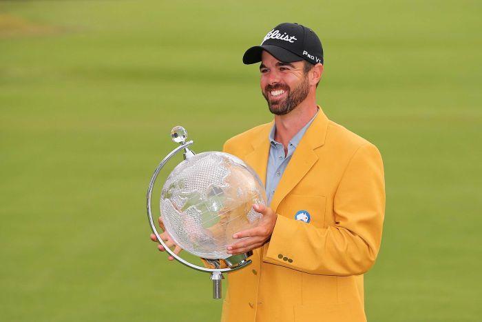 Nick Cullen - European Tour / Challenge TourAustralian Masters Champion