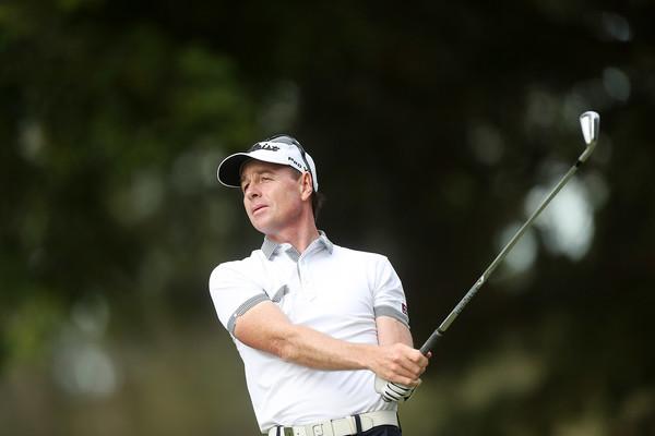 Brett Rumford - European Tour