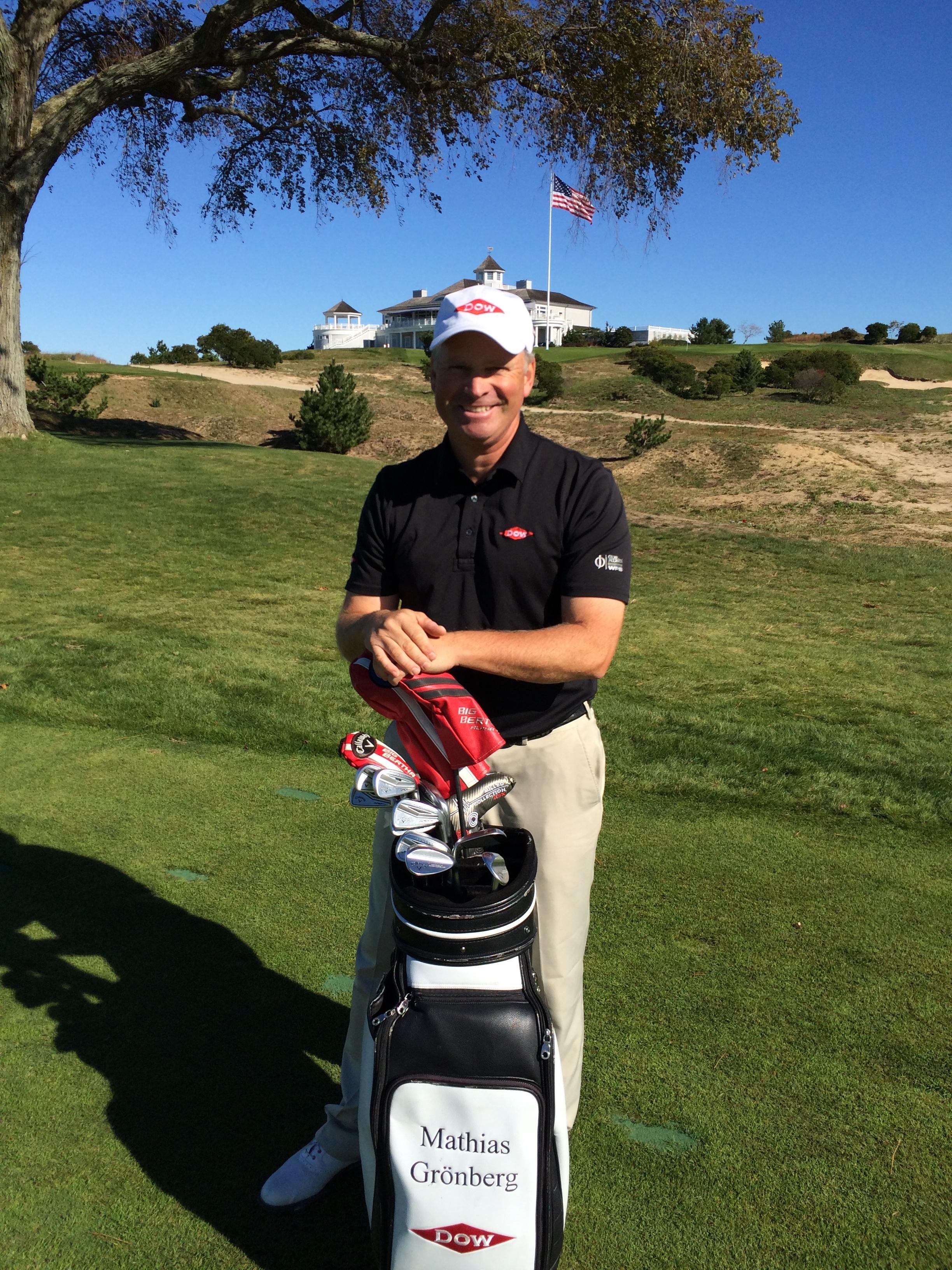 Mathias Gronberg - European Tour & PGA Tour