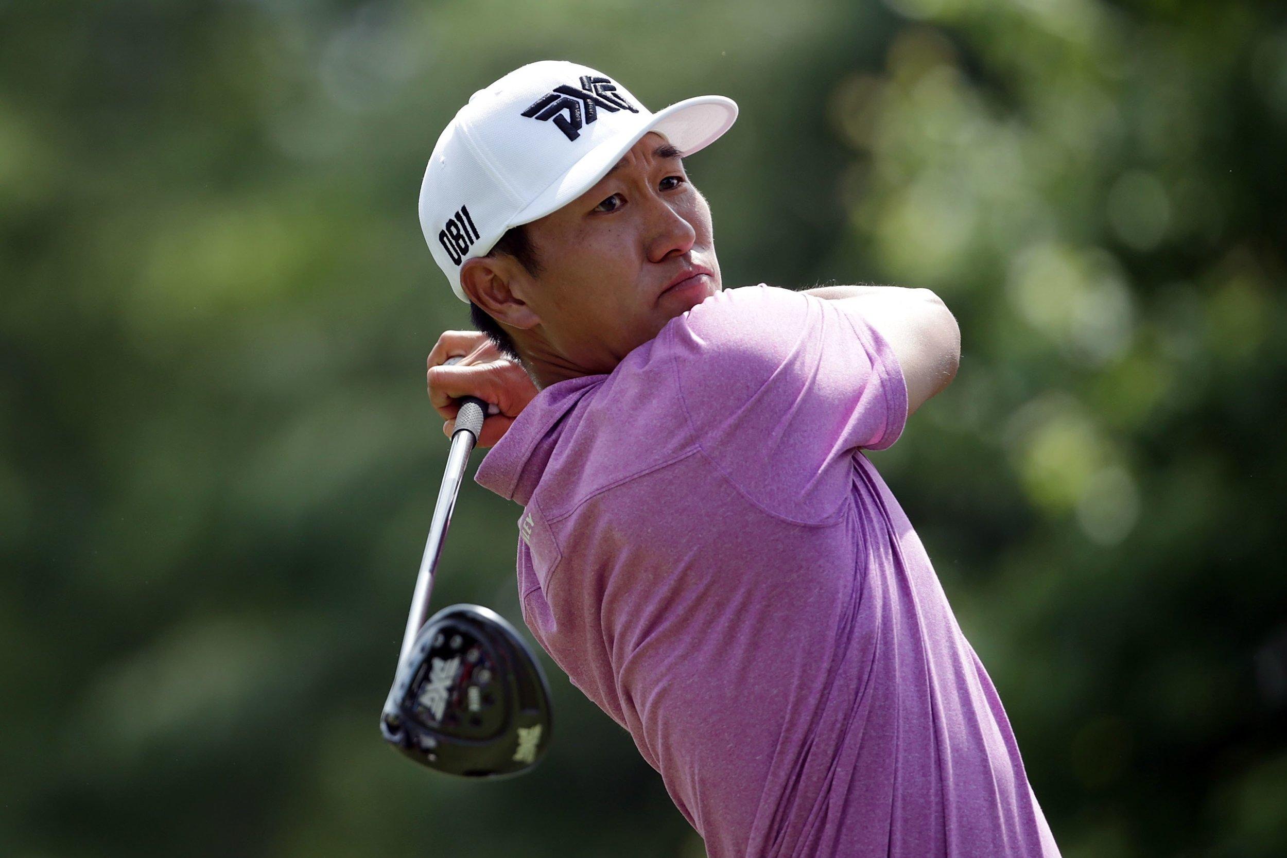 James Hahn - PGA Tour2 Time PGA Tour Winner