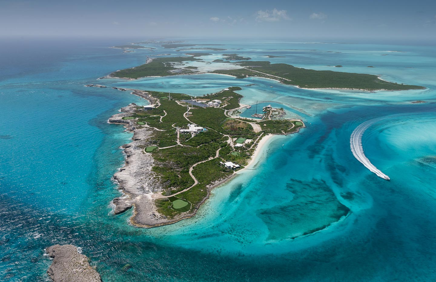 Over Yonder Cay -
