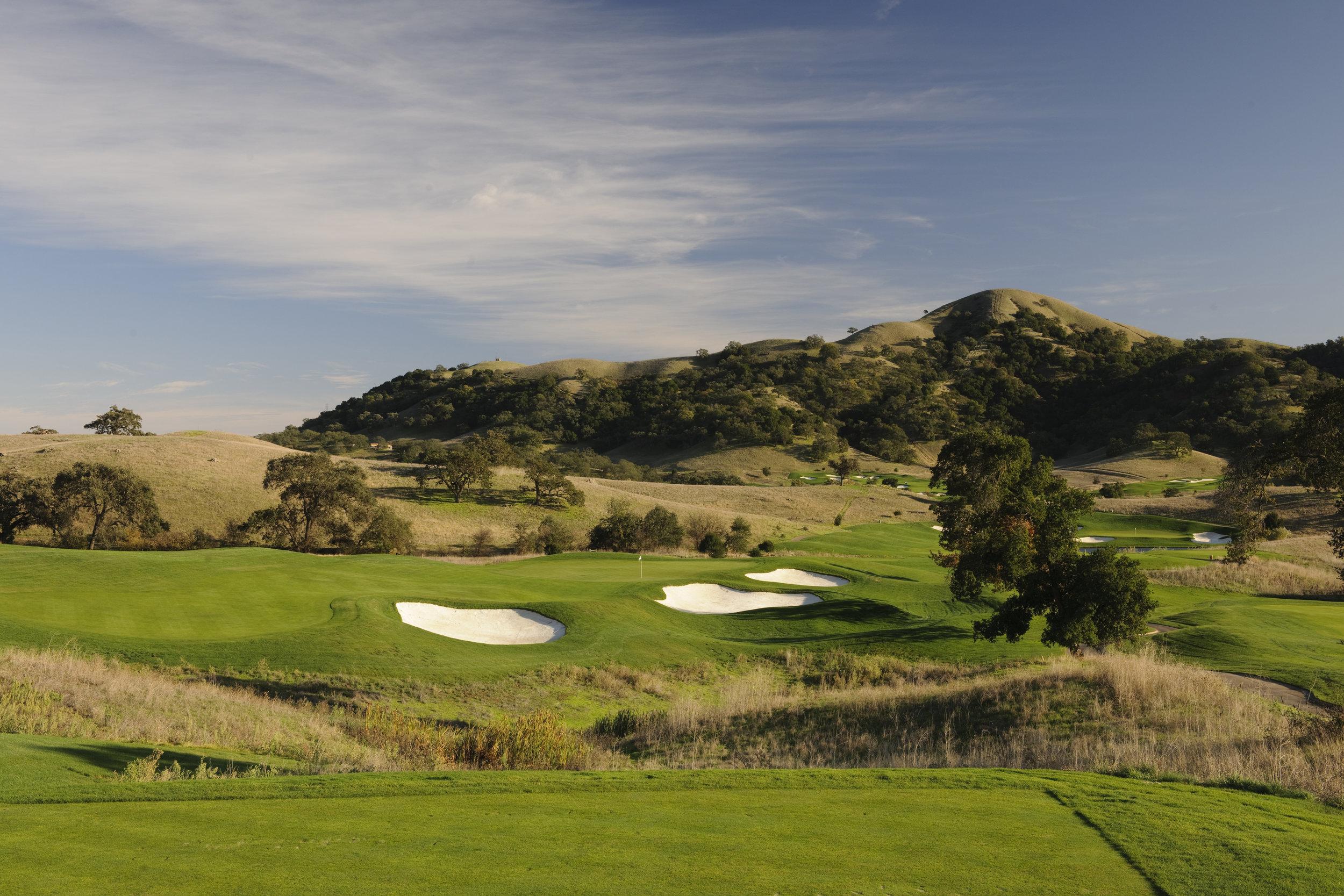Rosewood CordeValle - 2016 U.S. Womens Open 2010 - 2013 PGA Tour's Fry's.com Open