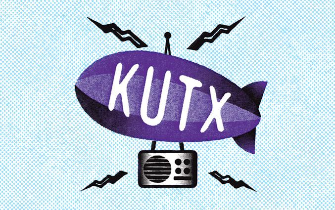 KUTX RADIO  SOUND IDENTITY