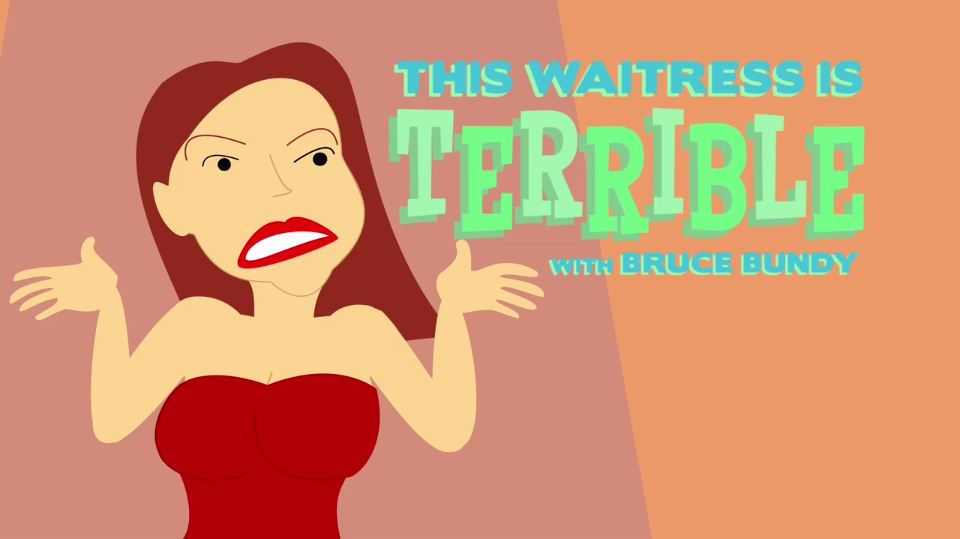 WEB SERIES : THEME SONG   This Waitress Is Terrible