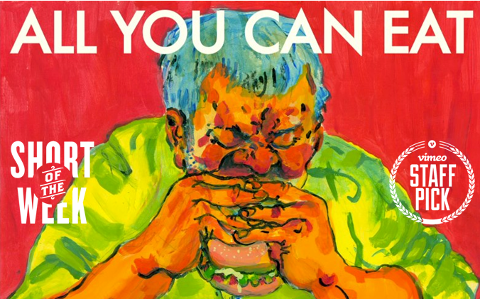 SHORT FILM : SCORE   All You Can Eat