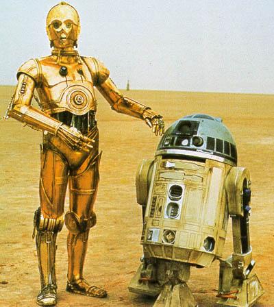 Beware of droids.